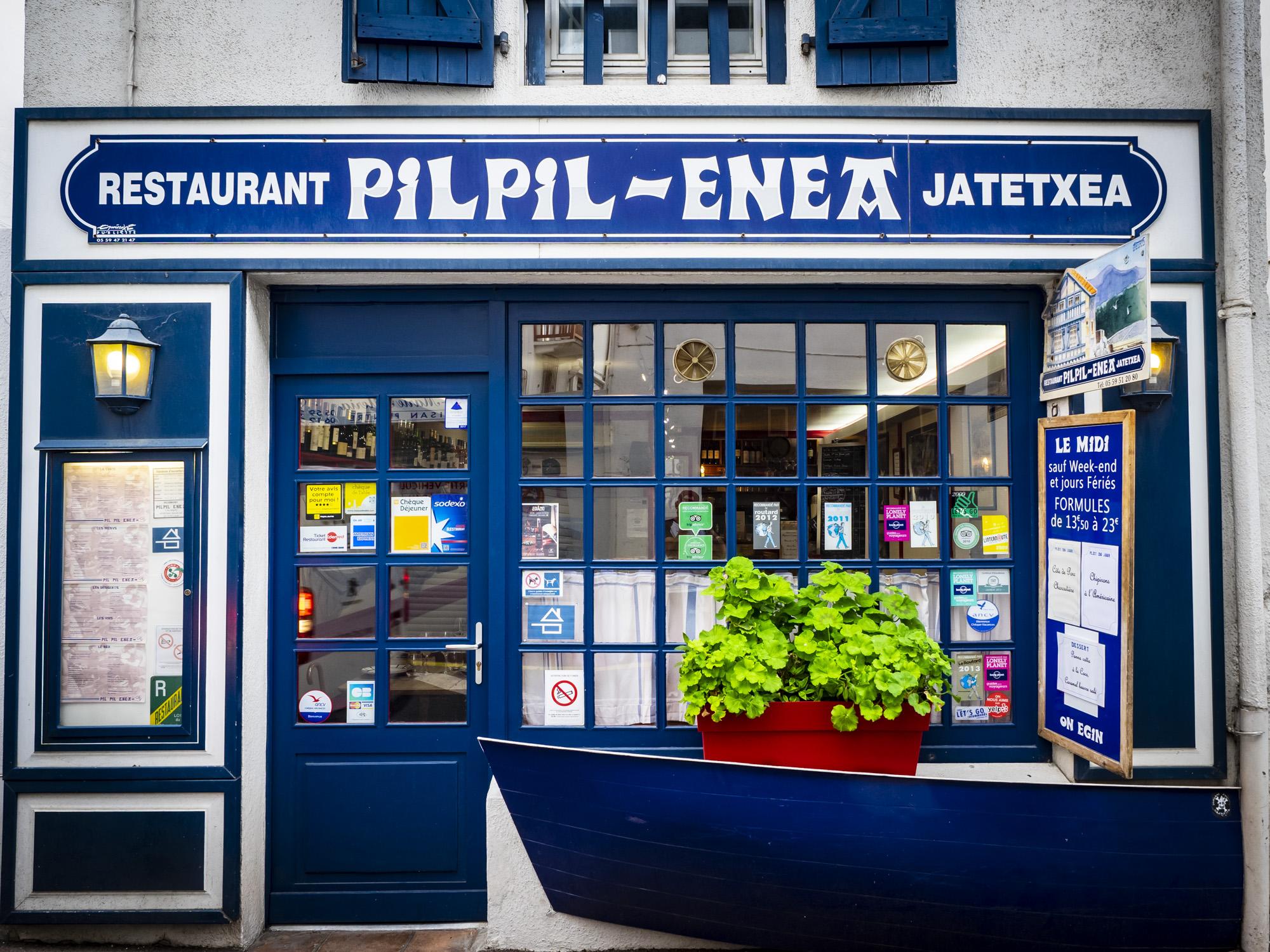 Restaurant - Pil Pil Enea - Saint-Jean-de-Luz (39 sur 39)